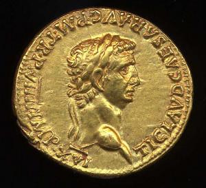 Kultakolikko Claudius