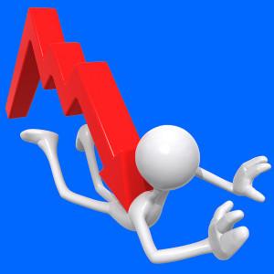 Laskevia markkinoita kannattaa hyödyntää sijoittamisessa